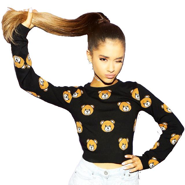 Clipart cat valentine transparent download Ariana Grande Cat Valentine - Ariana Grande PNG Clipart 640*640 ... transparent download