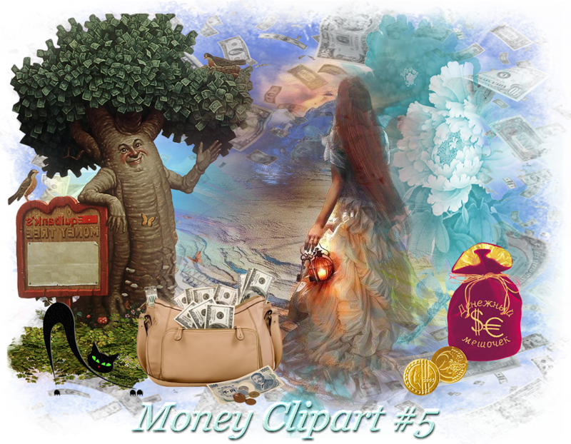 Clipart cat with money banner free library Design Wilds Cat: Денежный клипарт #5 Money Clipart #5 | Надо ... banner free library
