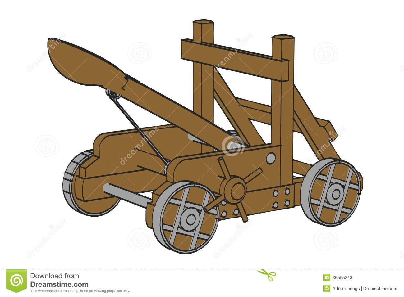 Clipart catapult clip art free download With Clipart Of A Catapult Stock Illustrations 448 | Clip Art clip art free download