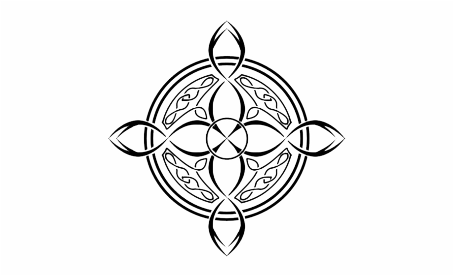 Clipart celtic designs png freeuse stock Celtic Knot Clipart Death - Celtic Compass Rose Designs Free PNG ... png freeuse stock