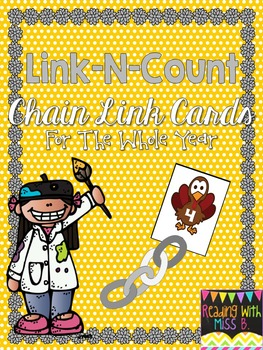 Clipart chain links manipulatives clipart royalty free Chain Links For Math Worksheets & Teaching Resources | TpT clipart royalty free