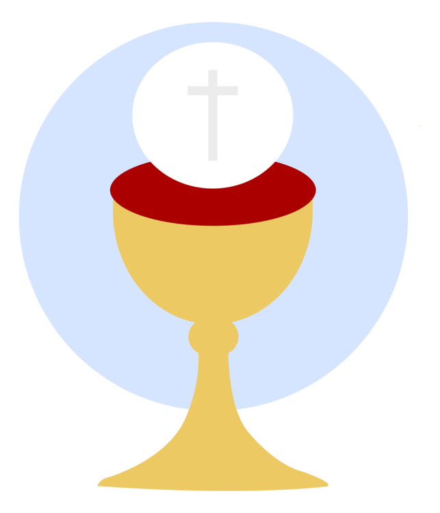 Clipart chalice and bread jpg black and white download Symbol,Eucharist,First Communion Clipart - Royalty Free SVG ... jpg black and white download