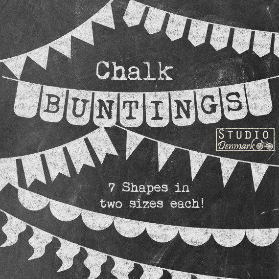 Clipart chalkboard banners banner royalty free Bunting On Chalkboard Clipart - Clipart Kid banner royalty free