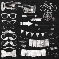 Clipart chalkboard banners vector transparent download Chalkboard Clipart - Big Chalkboard Clipart contains chalkboard ... vector transparent download