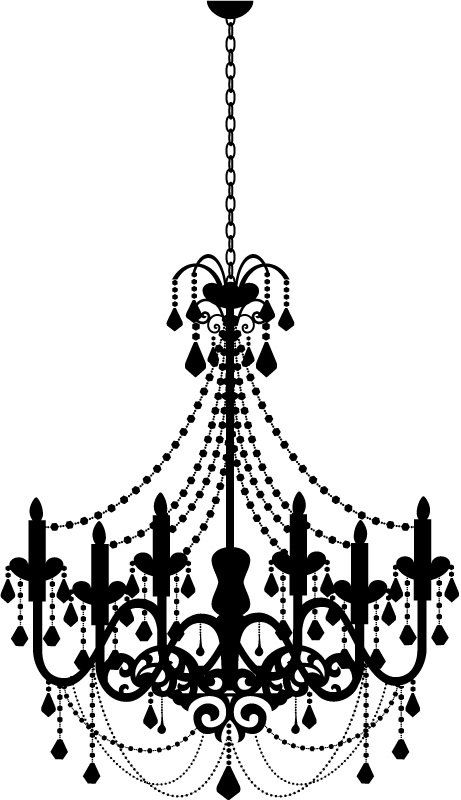 Clipart chandelier banner free Chandelier clipart 4 » Clipart Station banner free