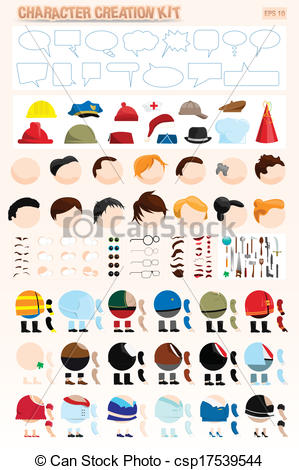 Clipart character creator png royalty free stock Clipart character creator - ClipartFest png royalty free stock