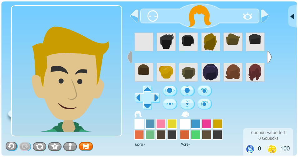 Clipart character creator clip transparent stock New Features: Character Creator For Business And New Camera UI clip transparent stock