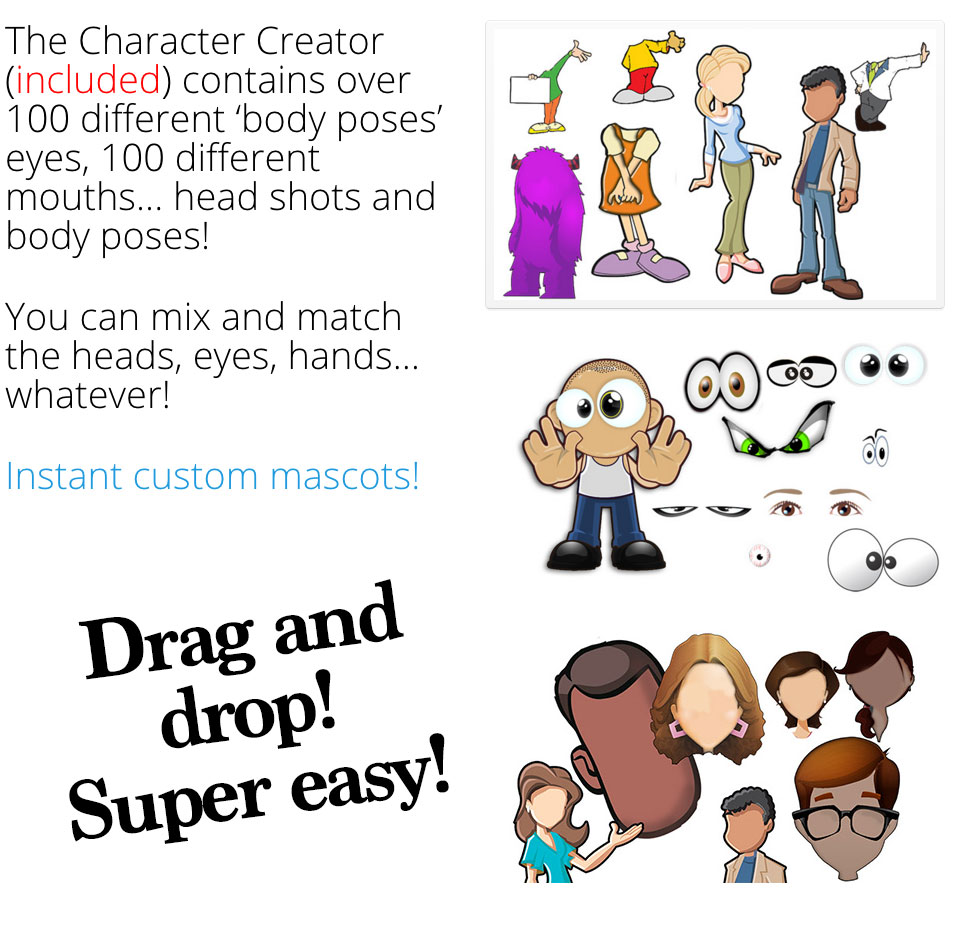 Clipart character creator svg library download play-rounded-fill svg library download