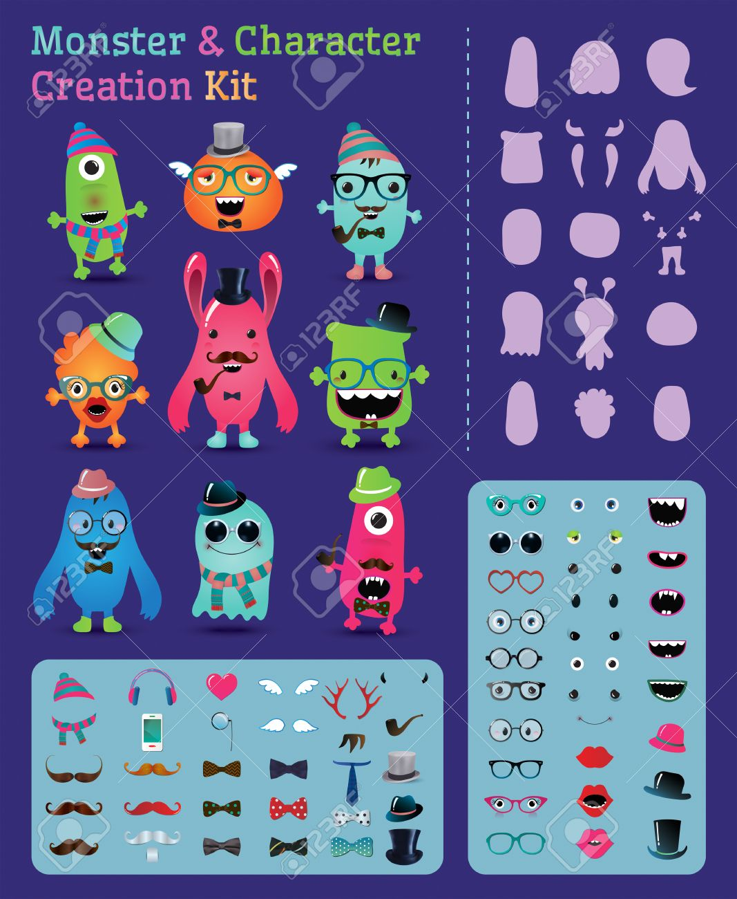 Clipart character creator image freeuse library Clipart character creator - ClipartFest image freeuse library