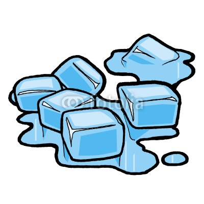 Clipart character in a block of ice graphic library Ice clipart - ClipartFest graphic library