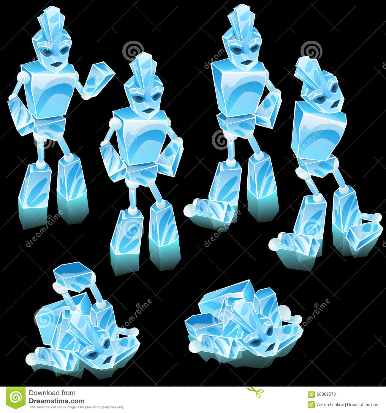 Clipart character in a block of ice clip library download Clipart character in a block of ice - ClipartFest clip library download