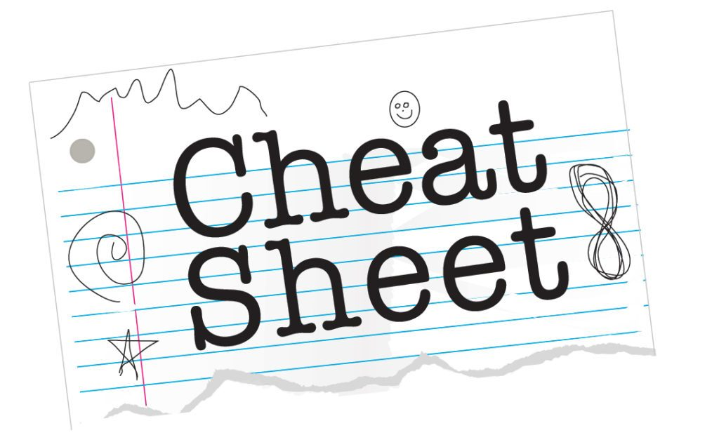 Clipart cheat clipart free download Cheat sheet clipart 4 » Clipart Portal clipart free download
