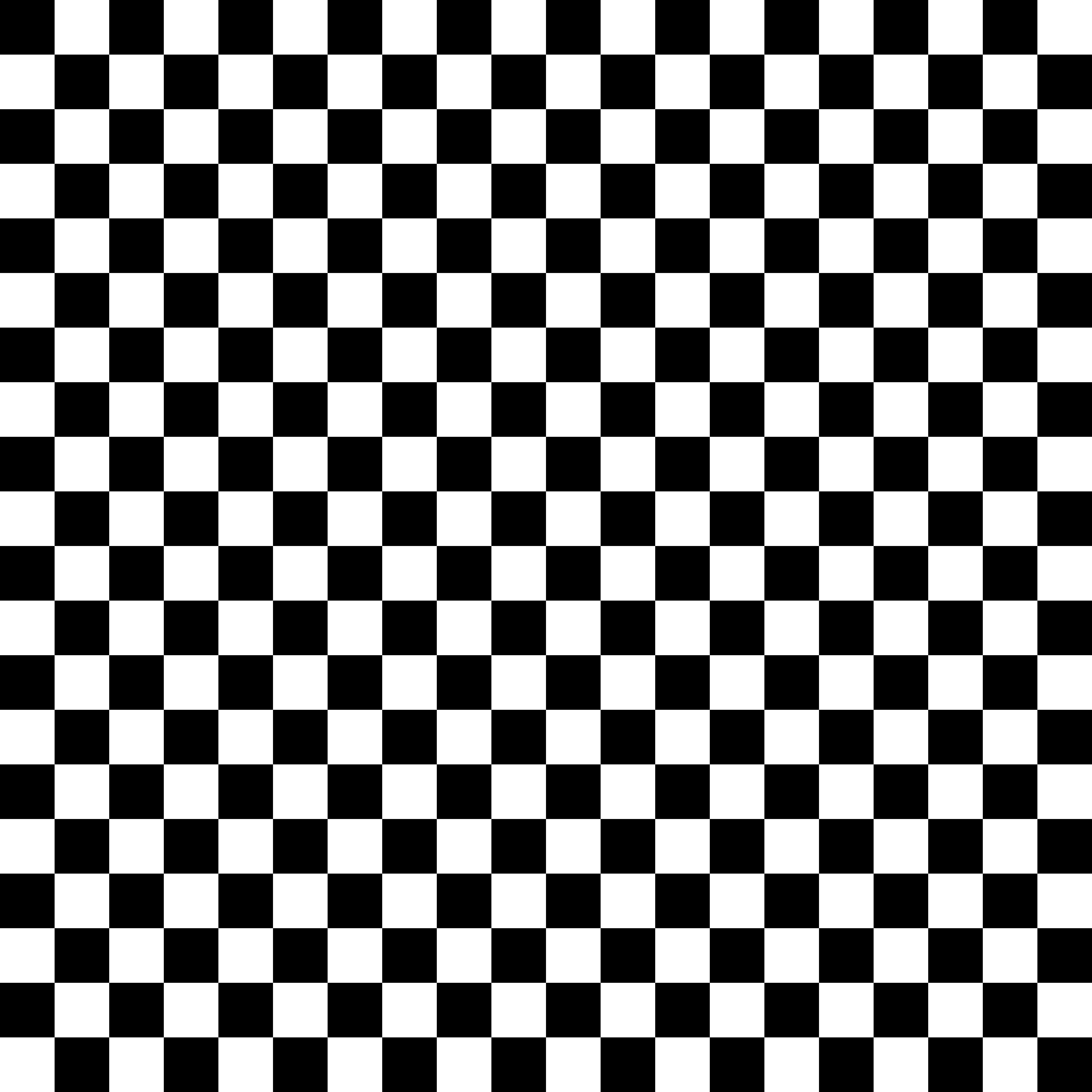 Checker board clipart free Black and White Checkerboard Pattern - Free Clip Art free