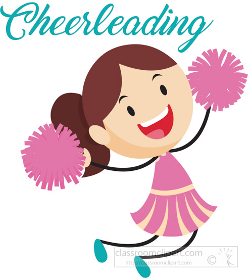 Clipart cheerleading royalty free download Awesome Cheerleader Clipart Cheerleading Online - Clipart1001 - Free ... royalty free download