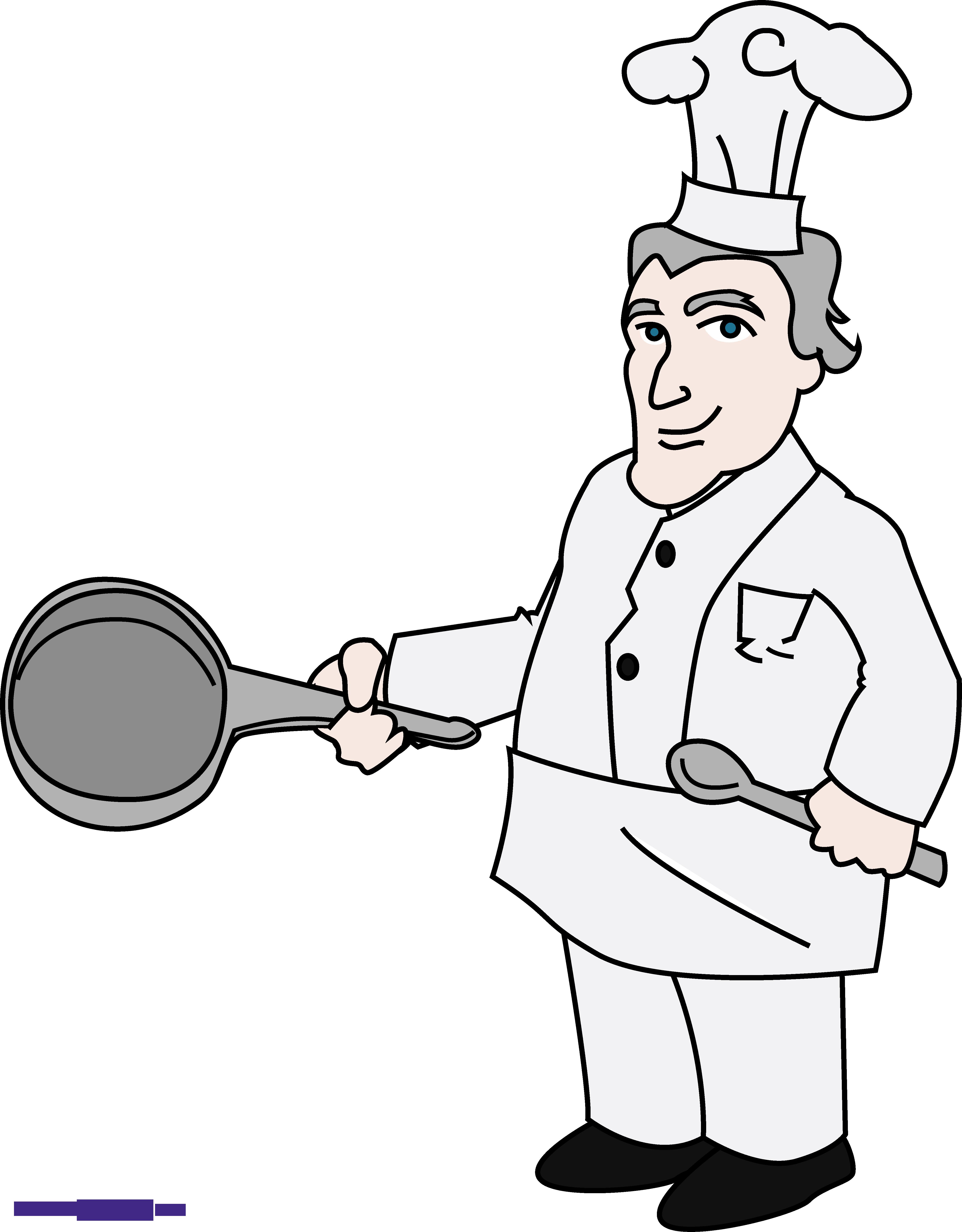 Clipart chef banner Chef Clip Art Clipart - Sweet Clip Art banner