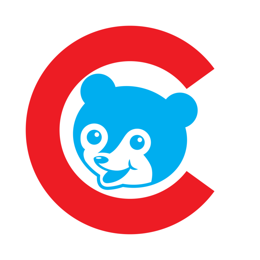 Free cubs logo clipart. Download vintage chicago wrigley