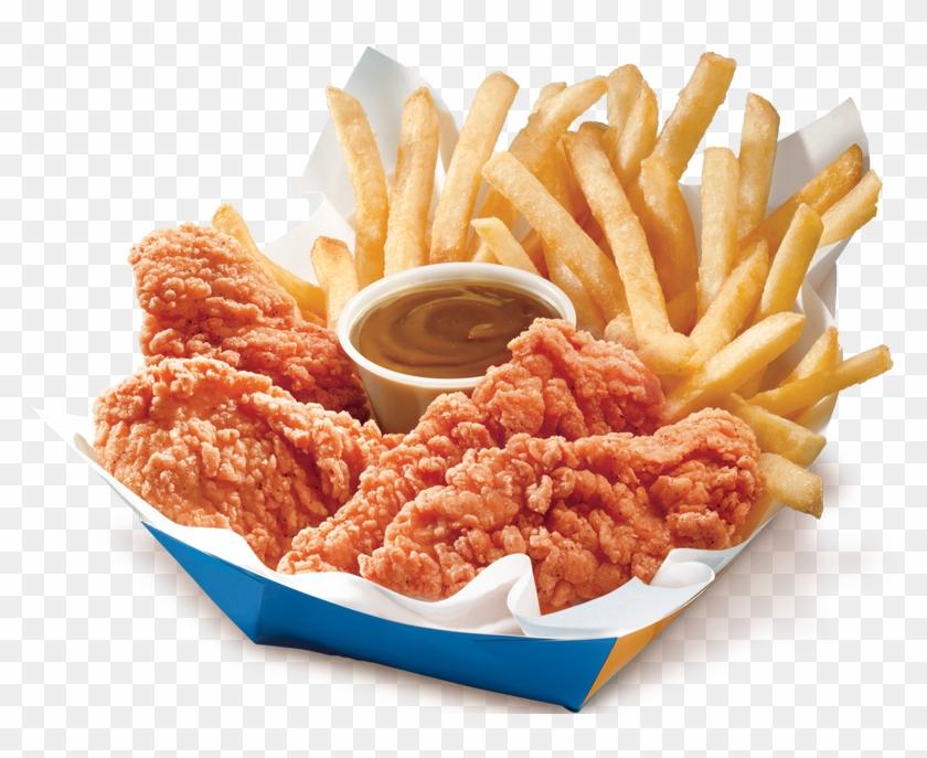 Clipart chicken strips jpg download Dairy Queen Chicken Strip Basket, HD Png Download - 940x606(#140070 ... jpg download