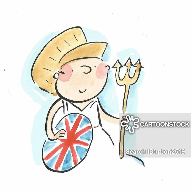 Clipart child protected from arrows with shield clipart black and white library Shield Cartoons and Comics - funny pictures from CartoonStock clipart black and white library