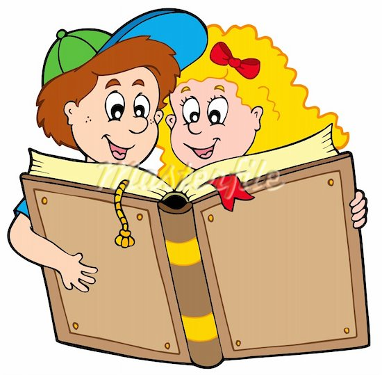 Clipart children and book image royalty free Kids Book Clipart | Free download best Kids Book Clipart on ... image royalty free