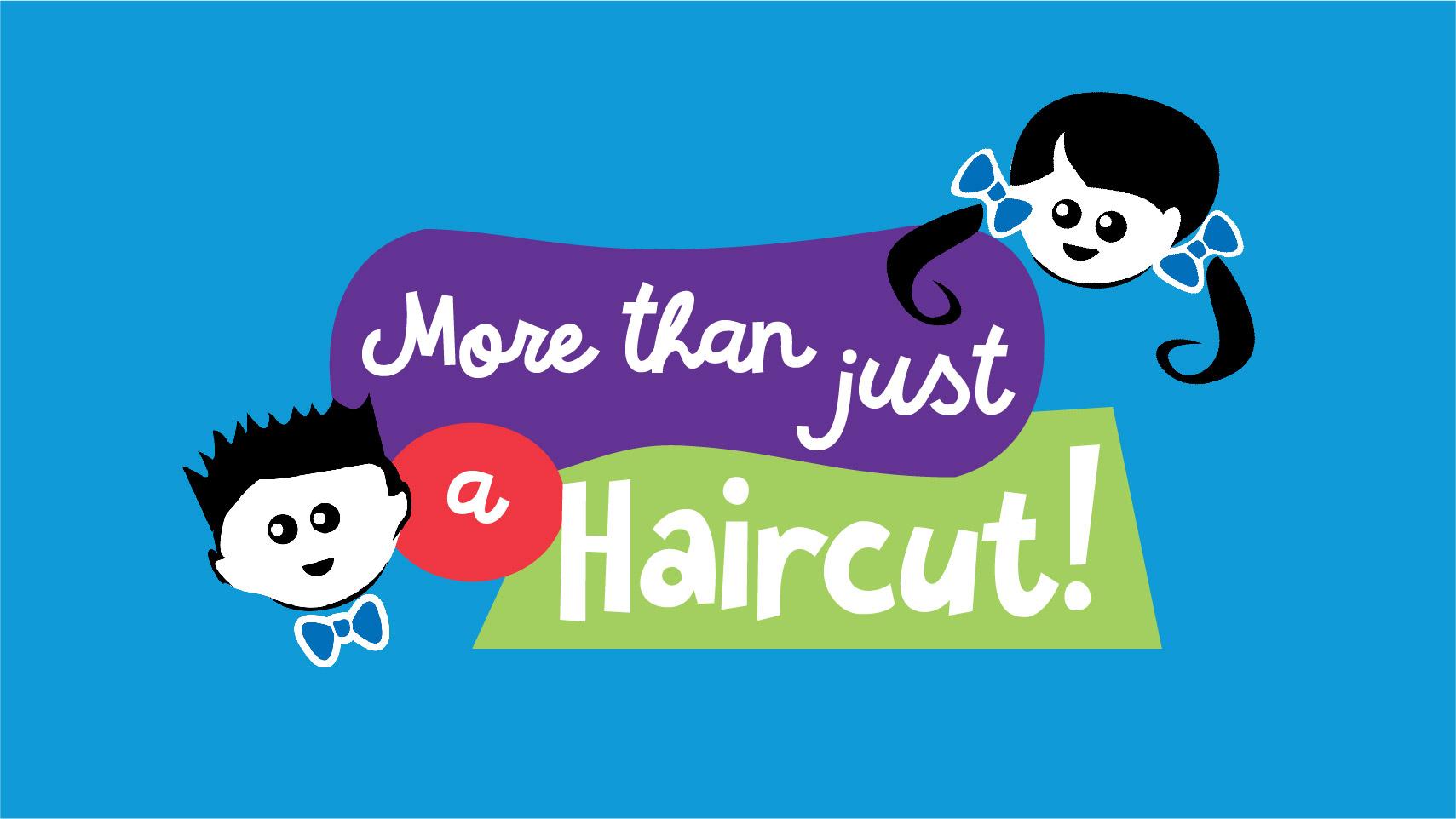Clipart children hair cut banner Kids Haircuts | Pigtails & Crewcuts | First Haircuts | Near Denver banner