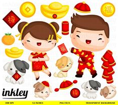 Clipart children in chinese new year parade freeuse stock 694 Best Chinese New Year images in 2019 | Chinese new year, Dragon ... freeuse stock