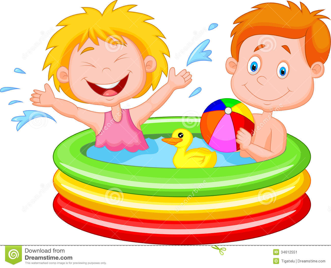 Clipart children in pool image freeuse Children Swimming Pictures | Free download best Children Swimming ... image freeuse