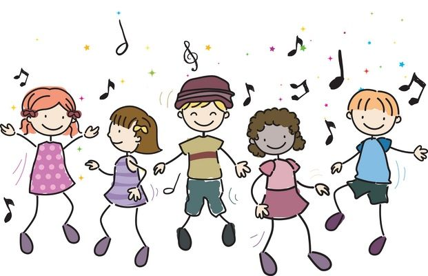 Clipart children sing together image library library Pictures of Children Singing Together - Aprender a Cantar | dance ... image library library