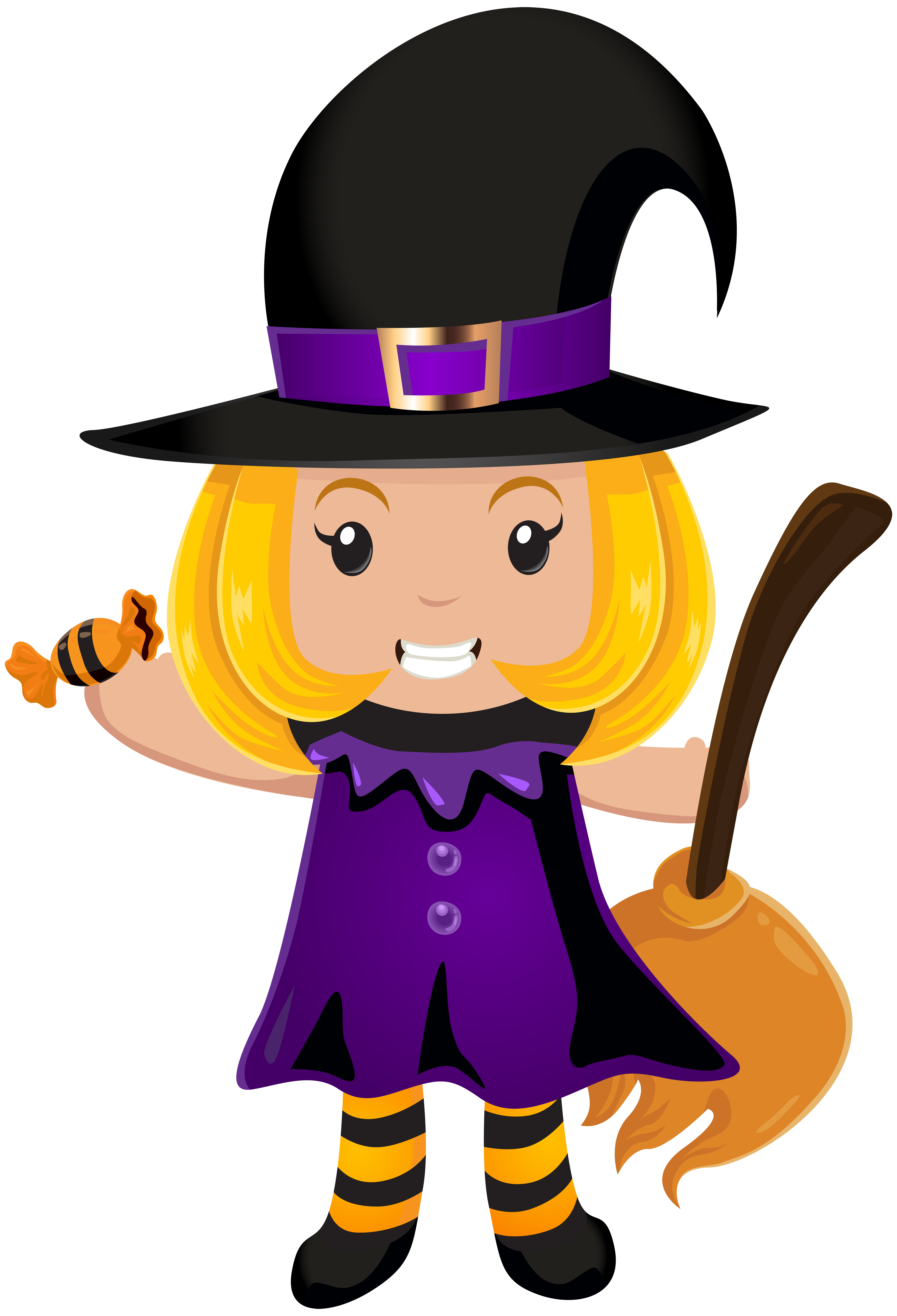 Halloween costume clipart clip Witch Clipart For Kids at GetDrawings.com | Free for personal use ... clip