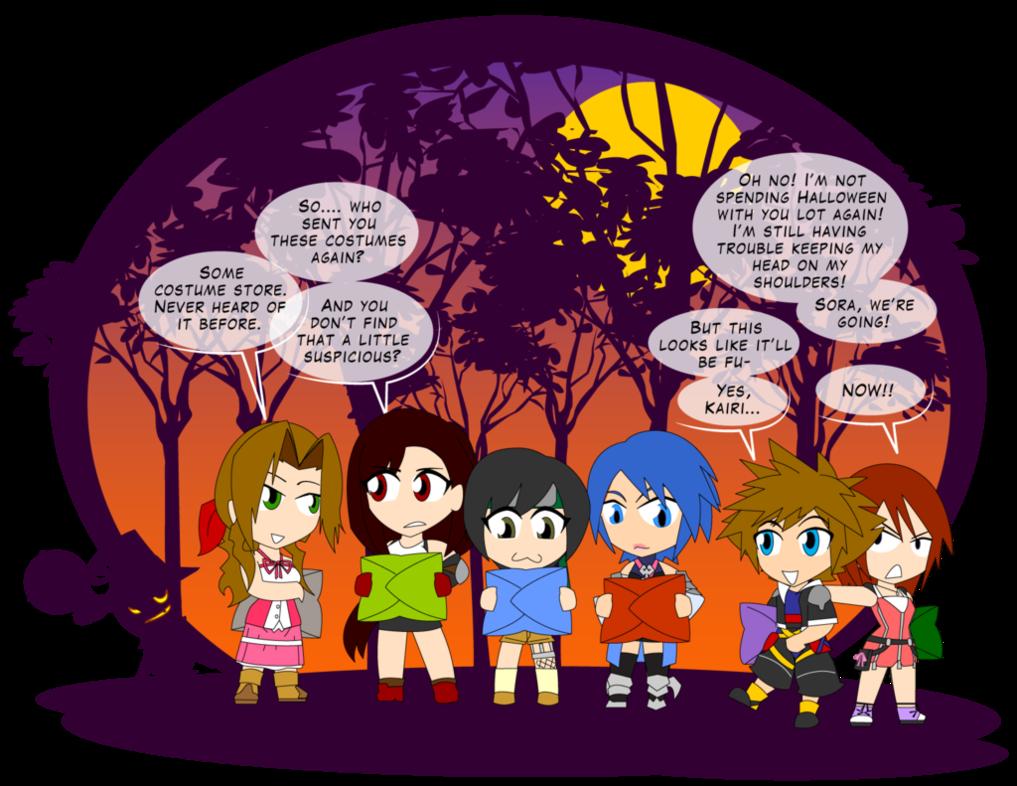 Clipart childrens halloween costumes clip art download Halloween Costume Shenanigans 1 by Dragon-FangX on DeviantArt clip art download