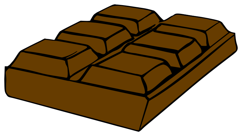 Free clipart of chocolate jpg royalty free stock Free Clipart: Chocolate | dkdlv jpg royalty free stock
