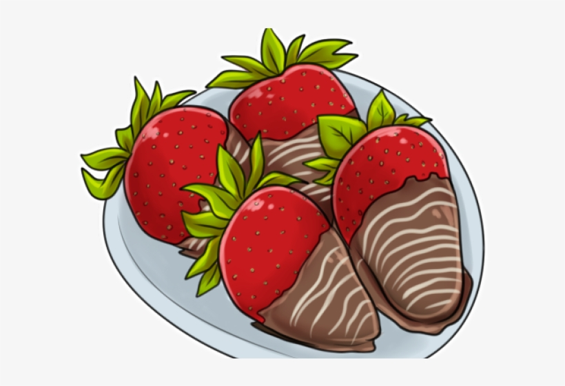 Clipart chocolate covered strawberries clip art freeuse stock Covered Clipart Chocolate Covered - Strawberry Transparent PNG ... clip art freeuse stock