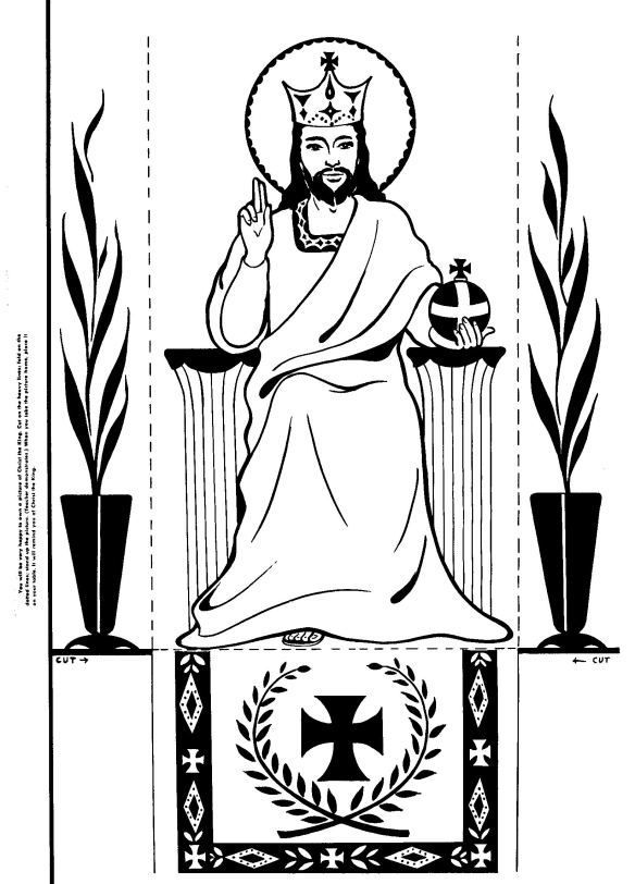 Clipart christ the king clip freeuse download Christ the king clipart 6 » Clipart Portal clip freeuse download