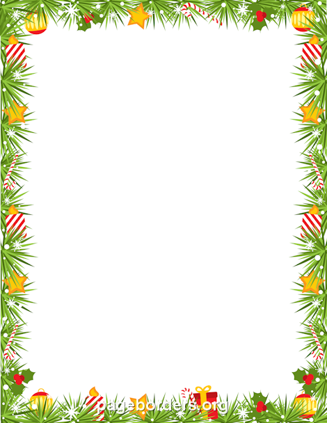 Clipart christmas border microsoft picture freeuse stock Pin By Marsha Bone On Christmas Borders Border Page Top Microsoft ... picture freeuse stock