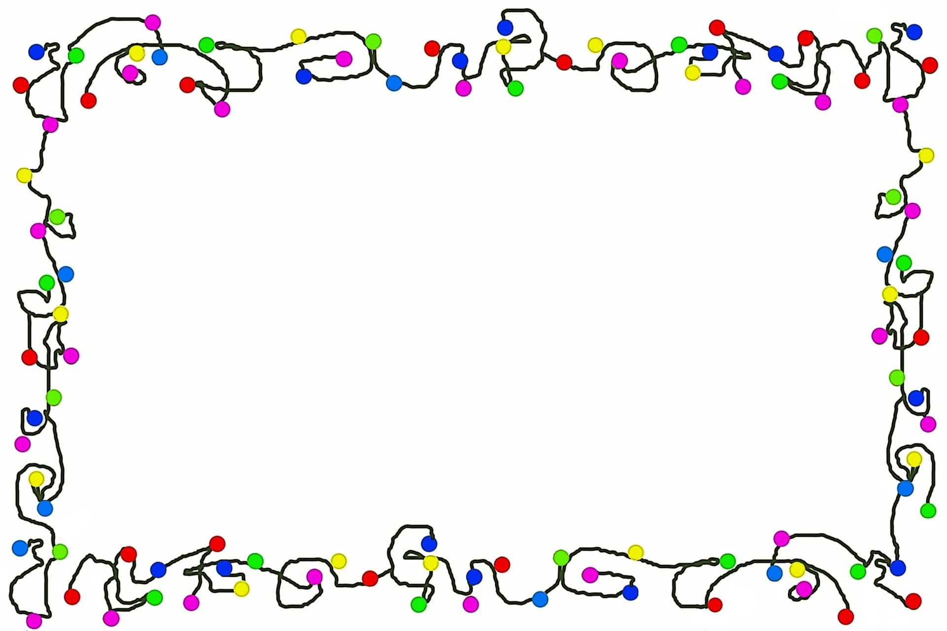 Lights clipart border transparent Free Christmas Cliparts Border, Download Free Clip Art, Free Clip ... transparent