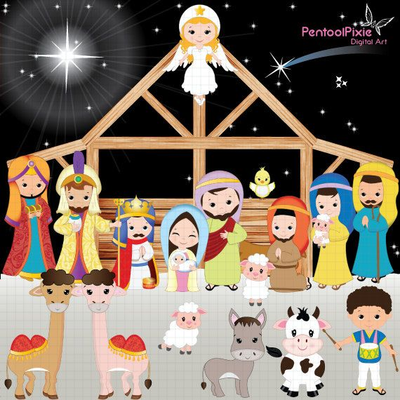 best ideas about. Clipart christmas borders mary baby jesus