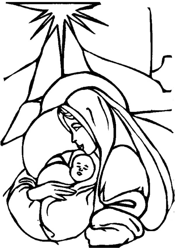 Clipart christmas borders mary baby jesus image freeuse stock Baby Jesus Art   Free Download Clip Art   Free Clip Art   on ... image freeuse stock