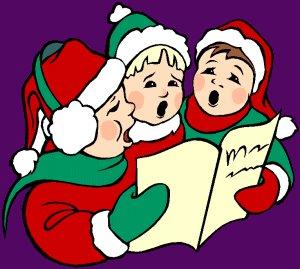 Clipart christmas carol png Free Christmas Singers Cliparts, Download Free Clip Art, Free Clip ... png