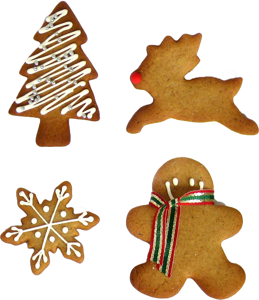 Clipart christmas cookies black and white christmas cookies by Yardbunny on DeviantArt black and white