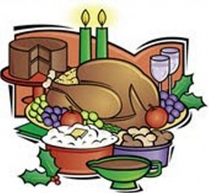 Clipart christmas dinner party library Free Holiday Dinner Cliparts, Download Free Clip Art, Free Clip Art ... library