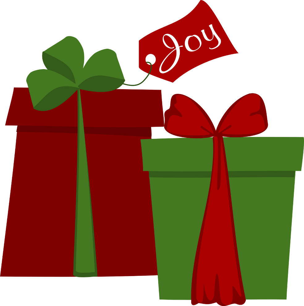 Clipart christmas gifts svg royalty free library Christmas Gift Boxes Clip Art – Fun for Christmas svg royalty free library