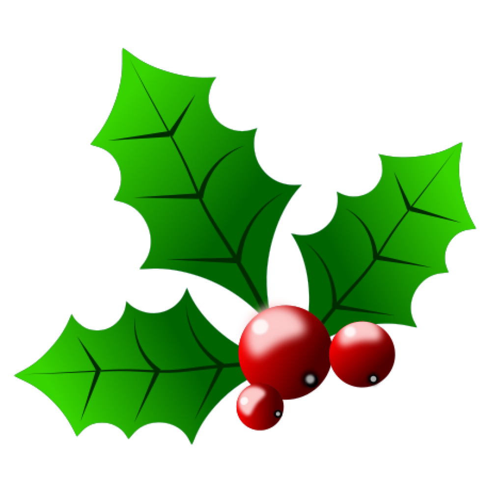 Free clipart christmas holly png library Holly Clipart Border rainbow clipart hatenylo.com png library
