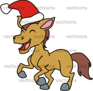 Clipart christmas horse banner Christmas clip art horse - 15 clip arts for free download on EEN banner