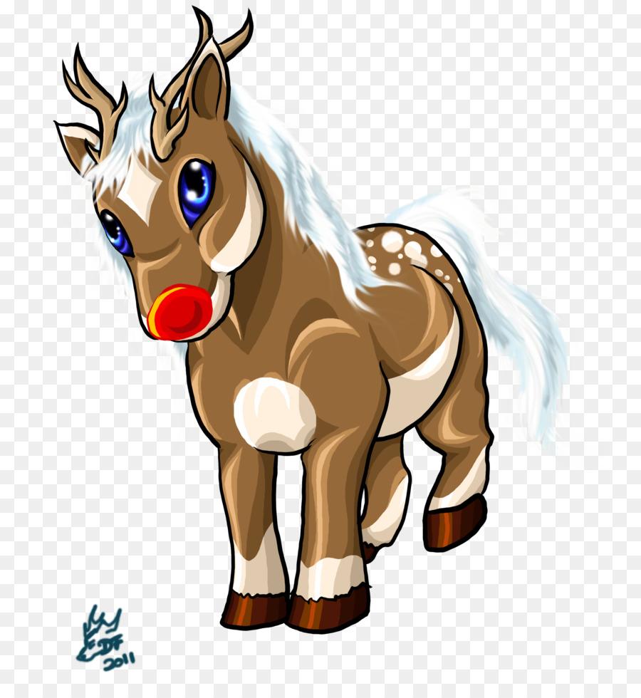 Clipart christmas horse svg Christmas Clip Art clipart - Horse, Deer, transparent clip art svg