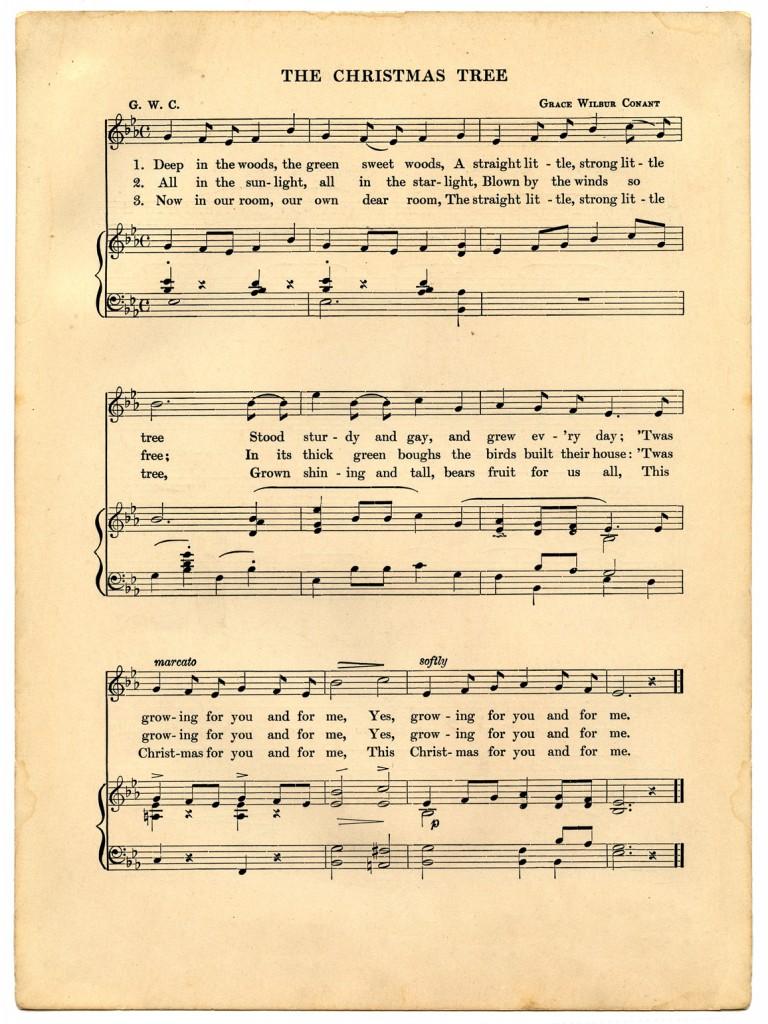 Clipart christmas sheet music vector transparent stock Christmas Sheet Music Clipart - Clipart Kid vector transparent stock