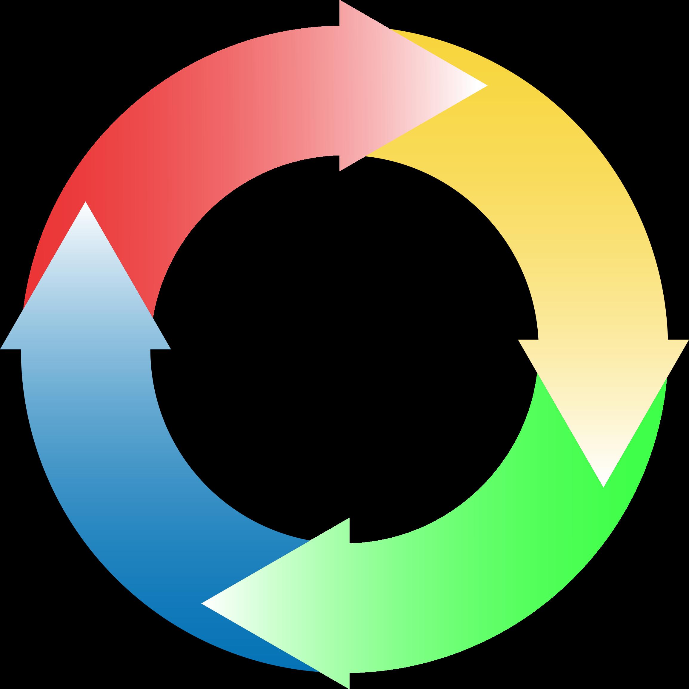 collection of circular. Clipart circle arrow