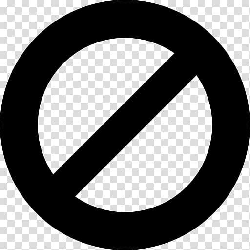 Clipart circle slash jpg freeuse No symbol Slash , circle transparent background PNG clipart | HiClipart jpg freeuse