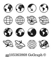 Clipart circum picture freeuse Circum Clip Art - Royalty Free - GoGraph picture freeuse