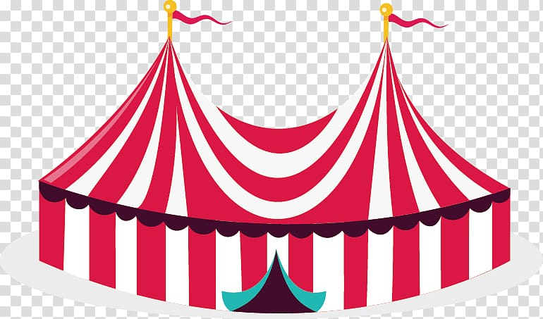 Clipart circus tent svg library download Red and white marquee tent, Circus Illustration, Circus tent ... svg library download