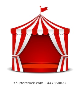 Clipart circus tent png royalty free library Circus tent clipart 3 » Clipart Station png royalty free library