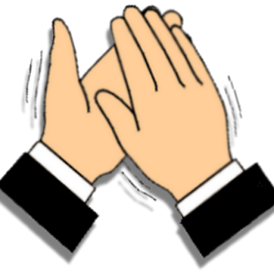 Clapping hands clipart animated free banner freeuse Free Clapping Hands Cliparts, Download Free Clip Art, Free Clip Art ... banner freeuse